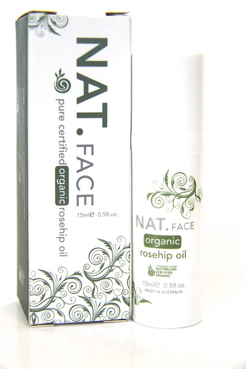 NAT. Rosehip Oil - Certified Organic