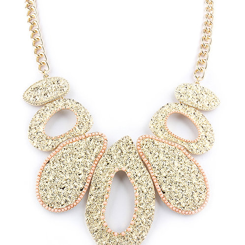 NECKLACE N 100486 GLD PCH
