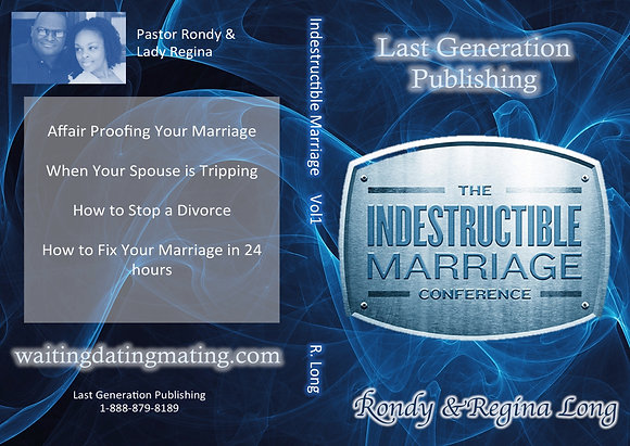 Indestructible Marriage 4-CDs