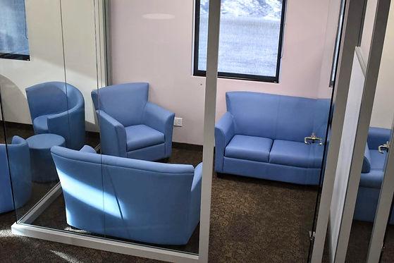 Single Seat & 2-Seater Senior Sized Joy Lounge Collection