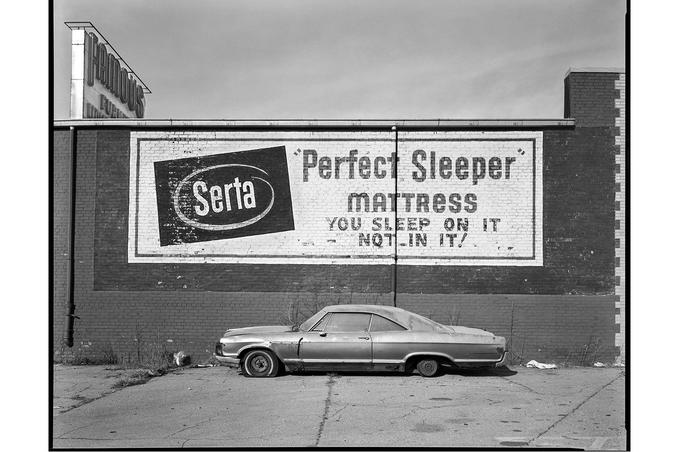 %2522Perfect Sleeper Advertisement and A