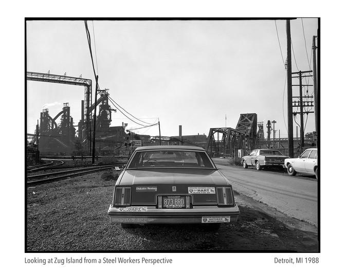 Looking at Zug Islans 1988