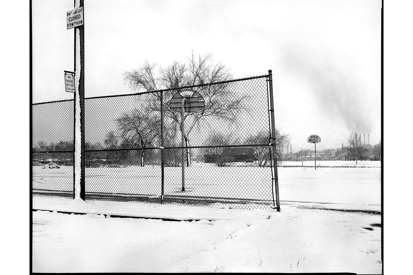 Public Neighborhood Basketball Courts 19