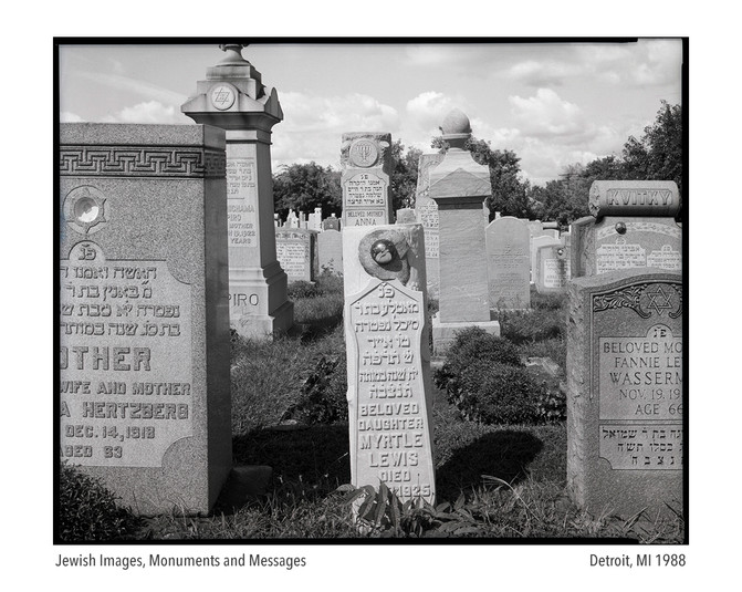 Jewish Images, Monuments and Messages 19
