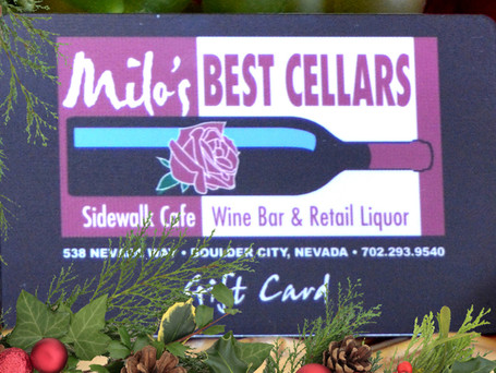 Our Gift Cards Make Great Stocking Stuffers
