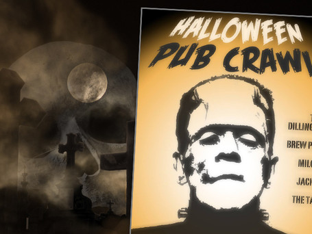 Join Us For A Halloween Pub Crawl