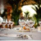 Tischdekoration für eine Hochzeit Rieke Richter Weddings Hochzeitsplaner