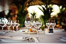 Restaurants around the domain