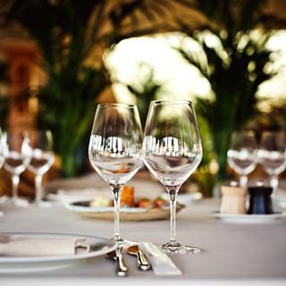 Dineren met vrienden/familie/relaties