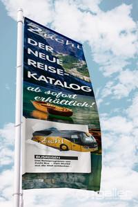 Fahne Zuchi Busreisen