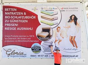 Banner Gloria Schlaf