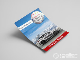 Flyer Toyota Gady