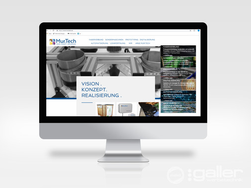 Homepage MurTech