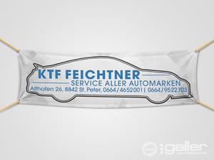 Banner KTF Feichtner