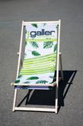 Liegestuhl Galler Werbetechnik