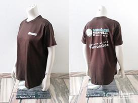 Textilddruck T-Shirts Bisail