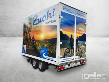 Fahrzeugfolierung Zuchi