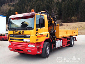 Fahrzeugfolierung Erdbau Ritzinger