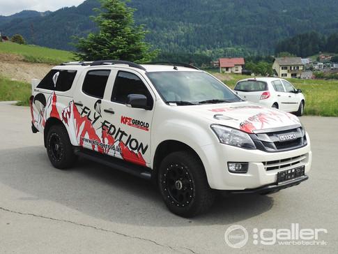 Fahrzeugfolierung KFZ Gerold
