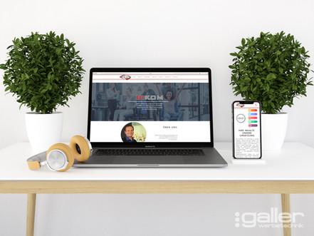 Homepage Bikom