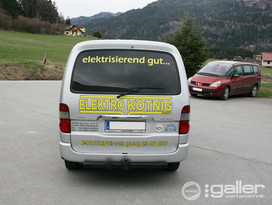 Fahrzeugfolierung Elektro Kotnig