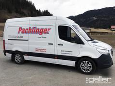 Fahrzeugfolierung Pachlinger