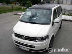 Fahrzeugfolierung  VW T5