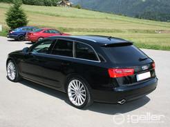 Scheibentönung Audi A6