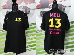 Textildruck Fußballshirts