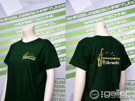 Textildruck T-Shirt JBO