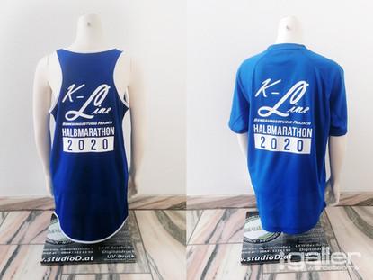 Textilddruck T-Shirts K-Line