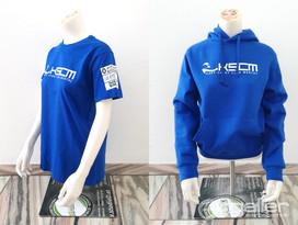 Textildruck Pulli T-Shirt KSCM