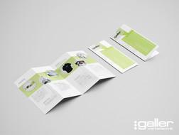 Galler Webertechnik Folder