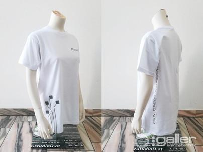 Textildruck T-Shirts MurTech