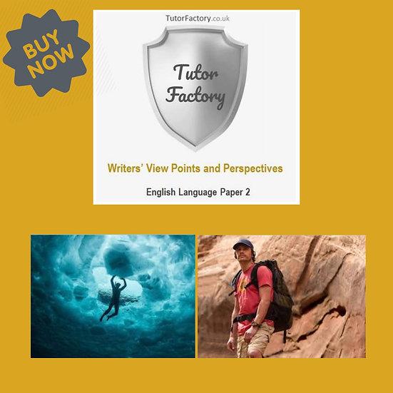 Extreme Sports - English Language Paper 2