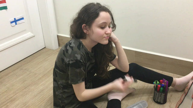 """Da série """"DESAFIO PREPARA!"""" - Amanda do 6º ano A"""