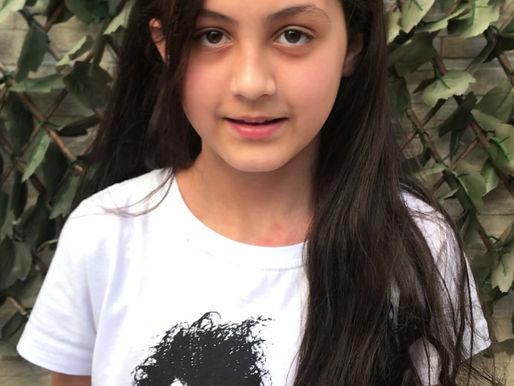 """Da série """"DESAFIO PREPARA!"""" - Nicole do 6º ano A"""