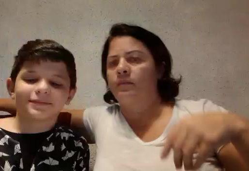 "Da série ""DESAFIO PREPARA!"" - Enrico do 6º ano A"