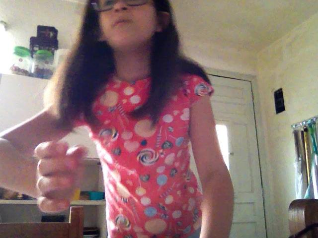 Ciclo da água - Aluna Carolina Ester, do 5º ano B