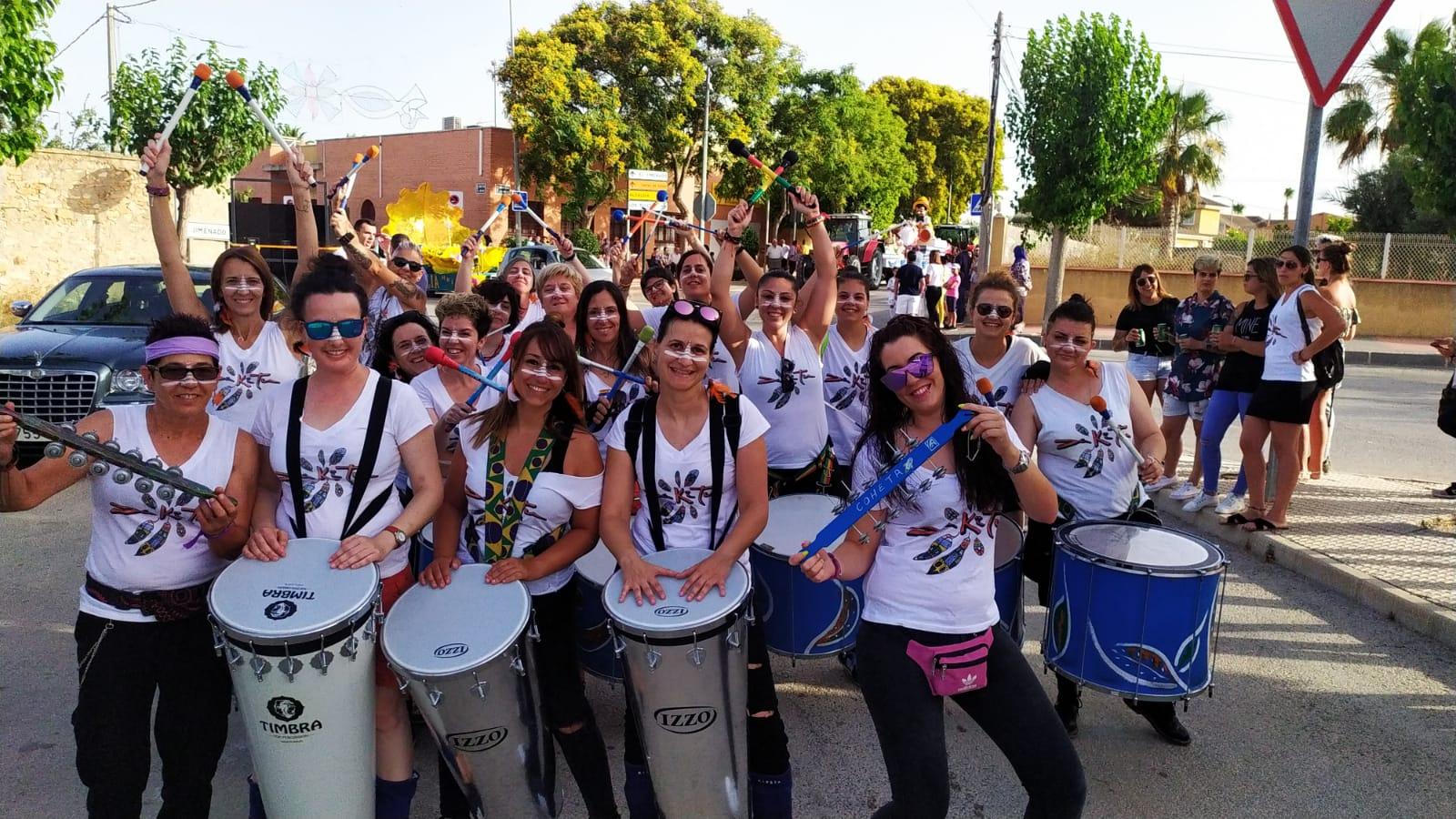 Pasacalles Murcia