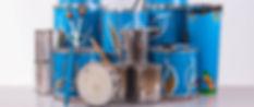 Percusión brasileña (Batucada)