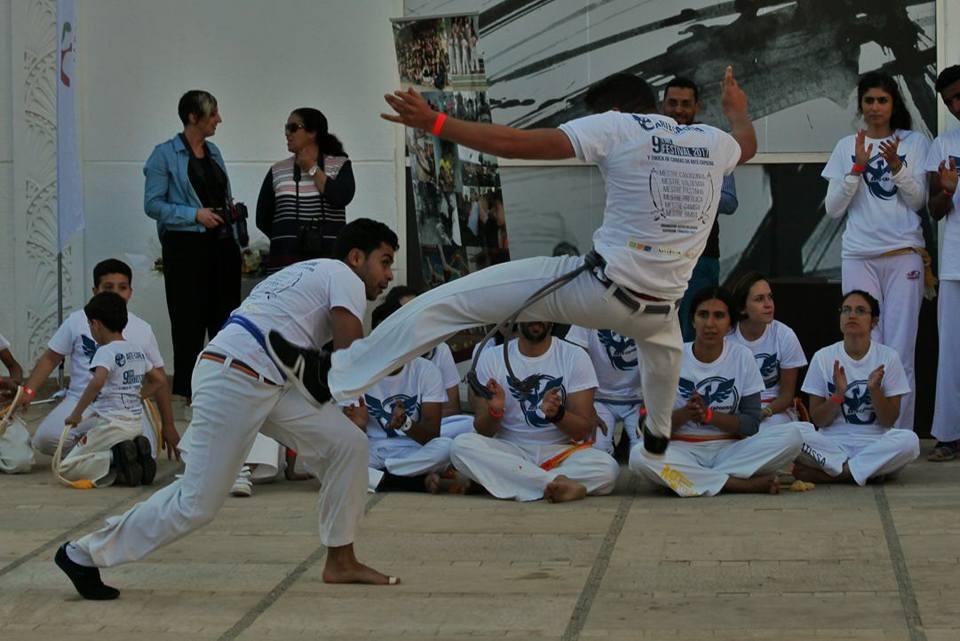 Capoeira en Marruecos
