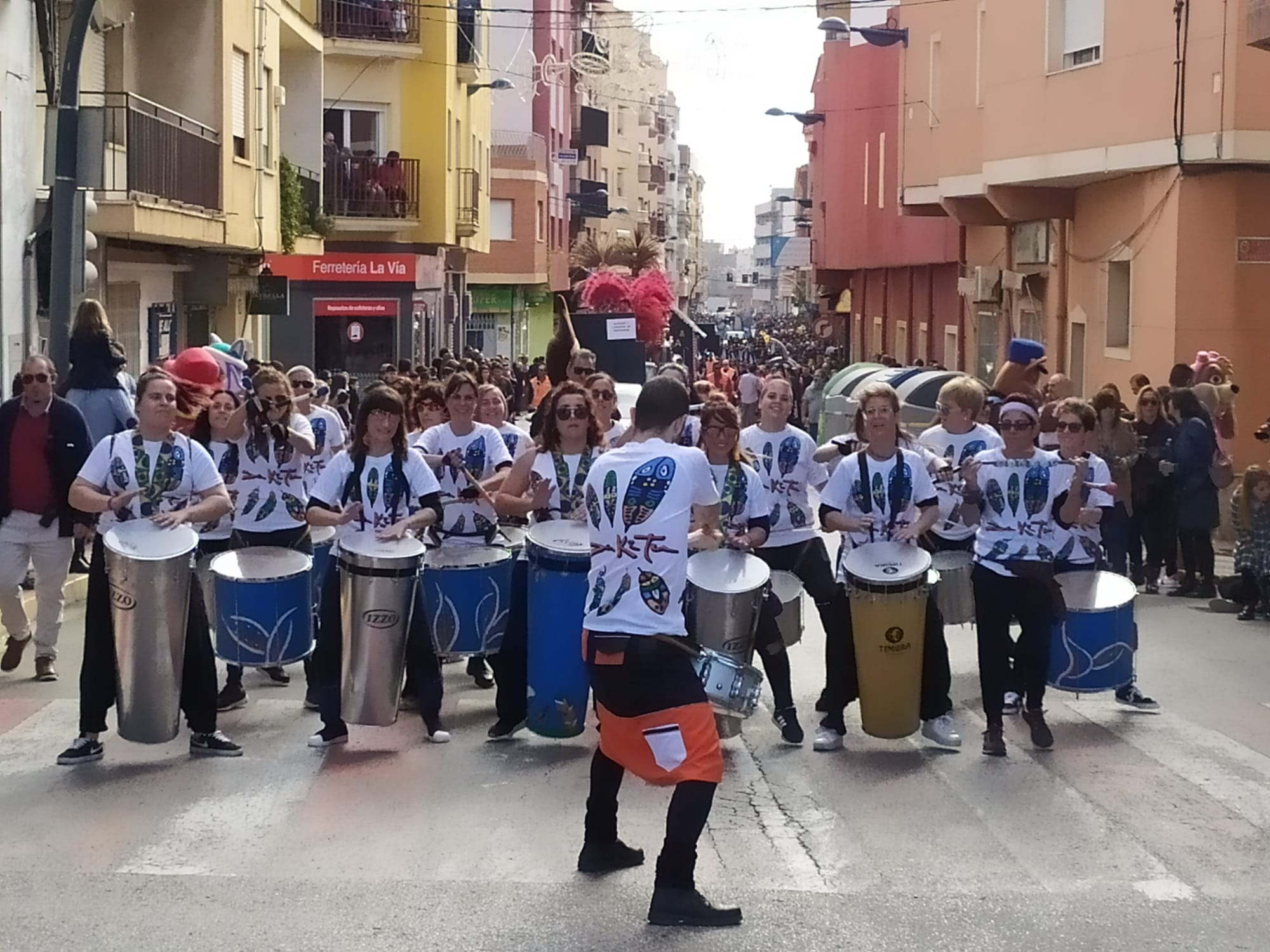 Batucada Murcia