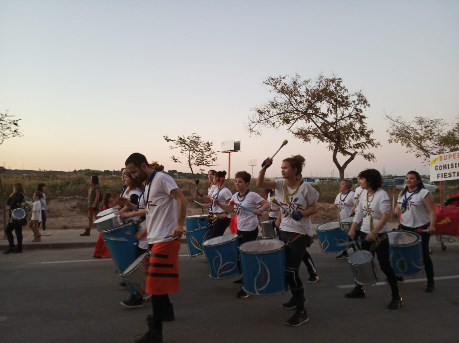 desfile guadalupe