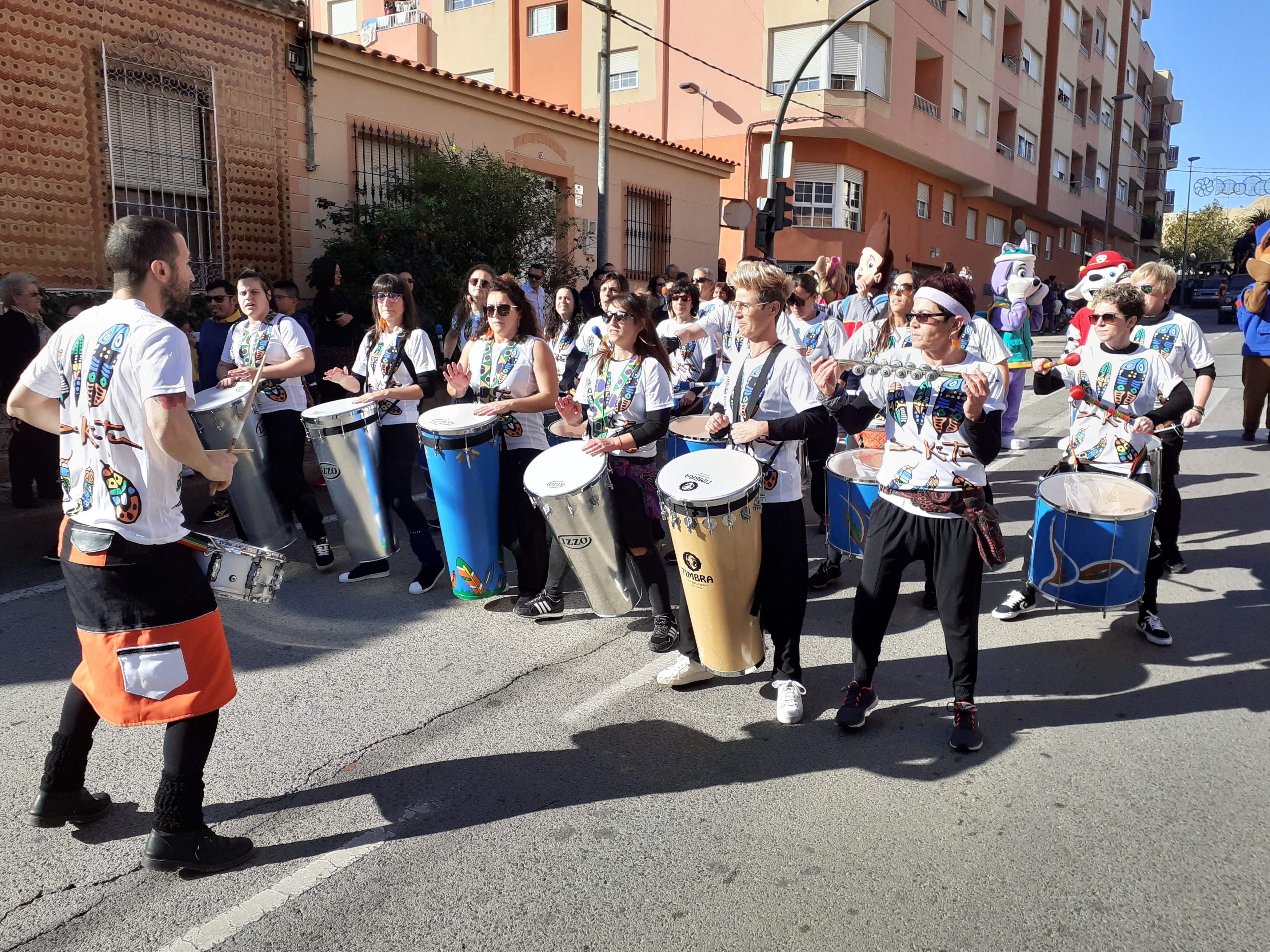 Murcia y ritmo