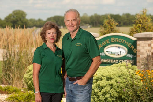 Crave Brothers farm makes award-winning cheese, powered by a bio-energy system