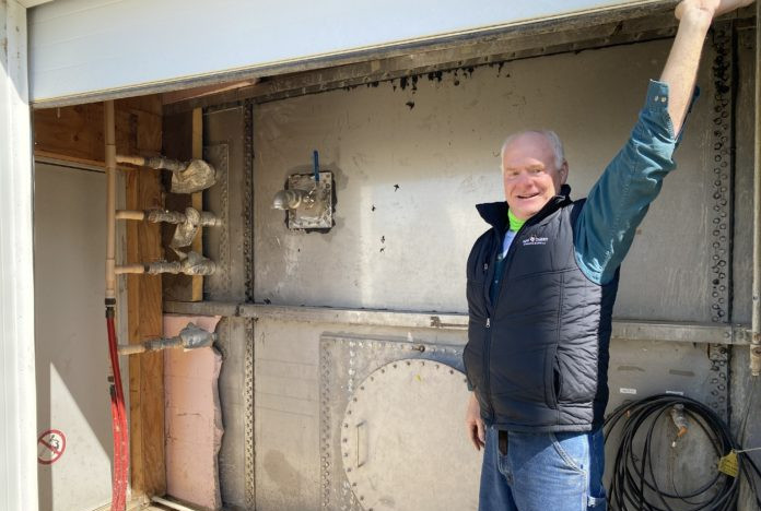 Crave Brothers Farm highlights manure digester ahead of Earth Day