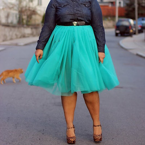 Summer Joker Tutu Skirt Women Plus Size Pleated  Womens Jupe Femme Faldas