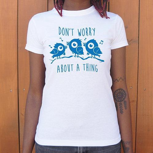 Three Little Birds T-Shirt (Ladies)