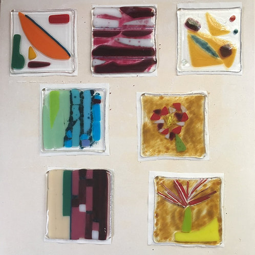 Class: Introduction to fusing and slumping glass
